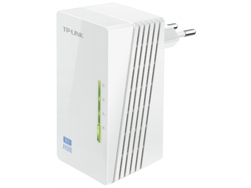 Адаптер Wi-Fi Комплект адаптеров Powerline с функцией усилителя беспроводного сигнала TP-LINK TL-WPA4220 KIT, вид 4