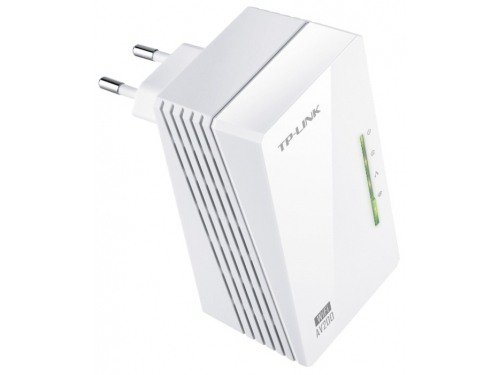 Адаптер Wi-Fi Powerline TP-LINK TL-WPA2220 KIT, вид 2