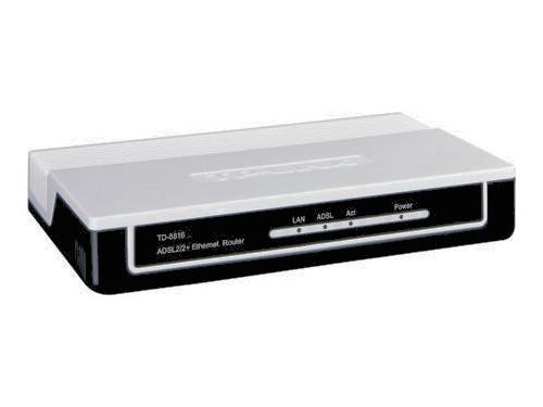 Модем ADSL TP-LINK TD-8816, вид 1
