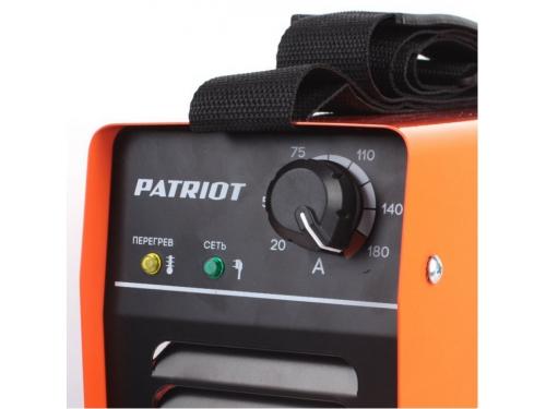 Сварочный аппарат Patriot 210DC MMA [605.30.2518], вид 1