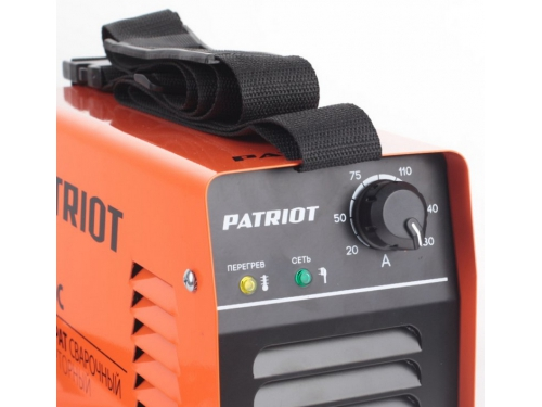 Сварочный аппарат Patriot 210DC MMA [605.30.2518], вид 6