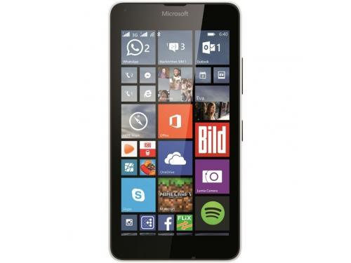 Смартфон Microsoft Lumia 640 DS 3G White, вид 1