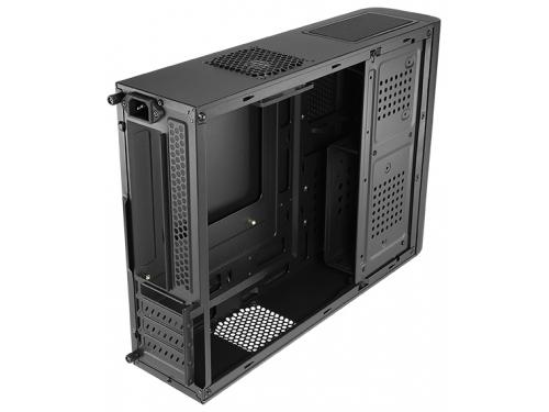 Корпус Aerocool Cs-101 Black Edition, mATX/mini-ITX, 400Вт, USB 3.0, вид 3