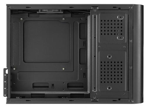 Корпус Aerocool Cs-101 Black Edition, mATX/mini-ITX, 400Вт, USB 3.0, вид 2
