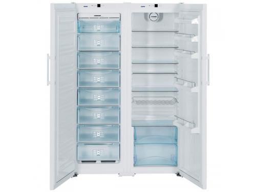 Холодильник Liebherr SBS 7222-20, вид 2