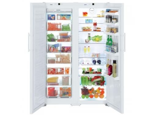 Холодильник Liebherr SBS 7222-20, вид 3