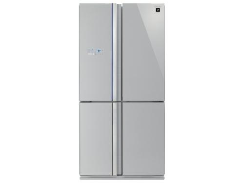 Холодильник многодверный Sharp SJFS97VSL, вид 1