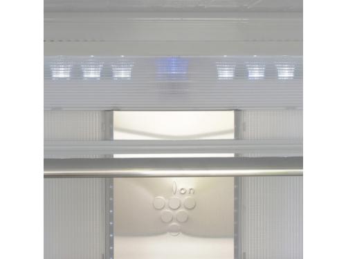 Холодильник Sharp SJFP97VST, многодверный, вид 3