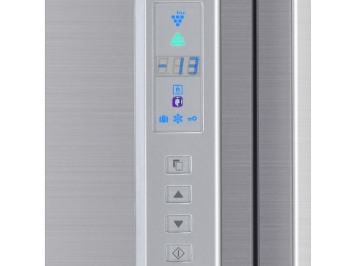 Холодильник Sharp SJFP97VST, многодверный, вид 5