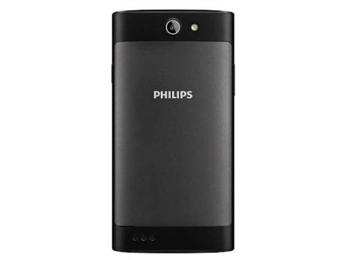 Смартфон Philips S309, черный 4Gb, вид 2