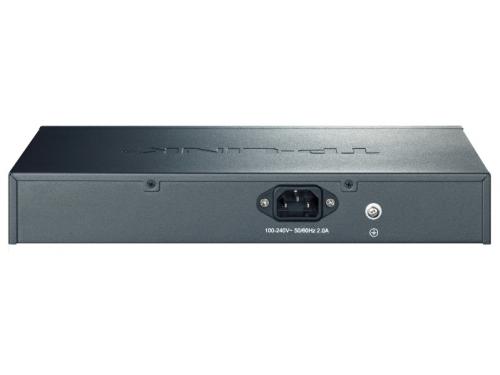 Коммутатор (switch) TP-LINK TL-SG1008PE, вид 3