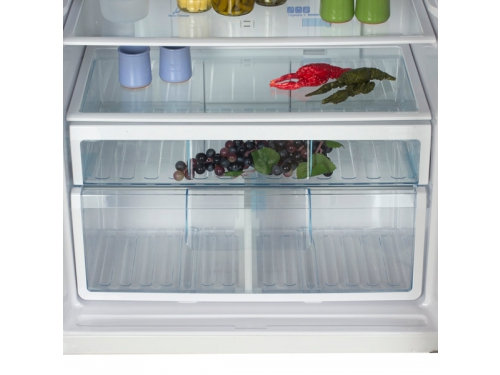 Холодильник Hitachi R-VG 662 PU3 GGR, вид 3