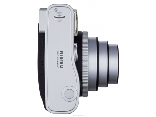 Фотоаппарат моментальной печати моментальной печати Fujifilm Instax Mini 90, чёрный, вид 3