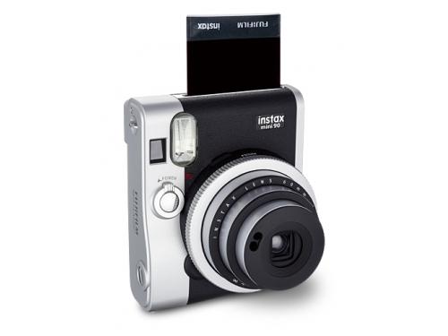 Фотоаппарат моментальной печати моментальной печати Fujifilm Instax Mini 90, чёрный, вид 9