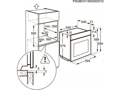������� ���� AEG BP5531302M, ������������, ��� 3