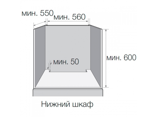 Духовой шкаф Samsung NV70H3350RS, Встраиваемый, вид 2