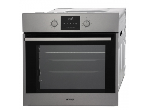 Духовой шкаф Gorenje BO635E20X-M, Встраиваемый электрический, вид 2