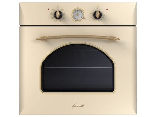 ������� ���� Fornelli FEA 60 MERLETTO Ivory, ������������ �������������, ��� 1