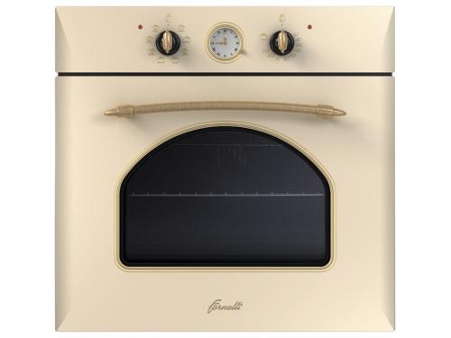 Духовой шкаф Fornelli FEA 60 MERLETTO Ivory, Встраиваемый электрический, вид 1