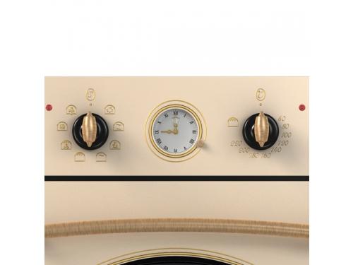 Духовой шкаф Fornelli FEA 60 MERLETTO Ivory, Встраиваемый электрический, вид 2