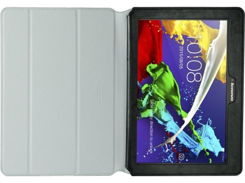 Чехол для планшета G-case Executive для Lenovo Tab 2 10.1 (A10-70L), черный, вид 1