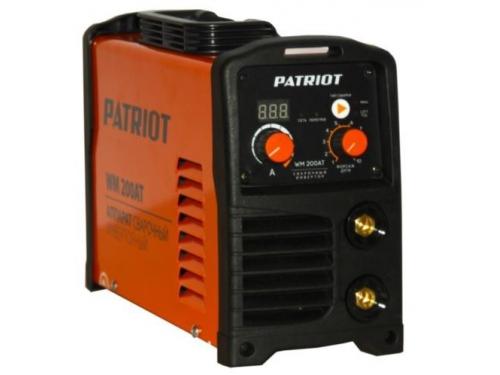 Сварочный аппарат инвертор Patriot WM 160AT, вид 2