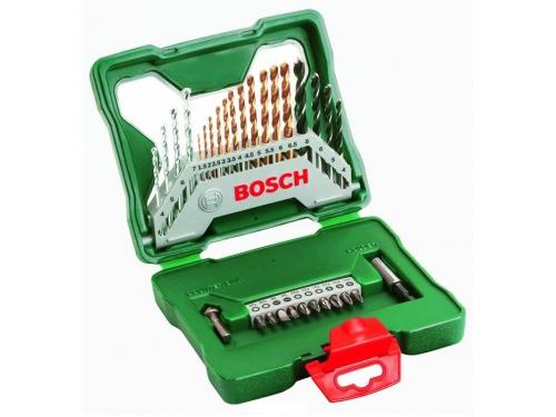 Набор инструментов BOSCH X-Line-30 Titanium [2607019324], вид 1