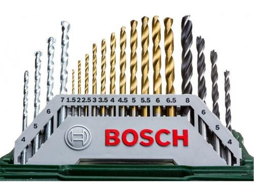 Набор инструментов BOSCH X-Line-30 Titanium [2607019324], вид 3