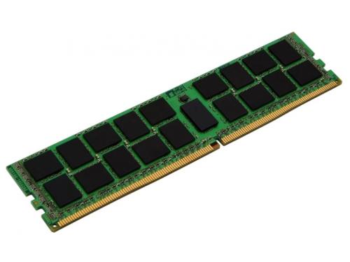 Модуль памяти Kingston KVR21R15D4/16 (DDR4, 1x16Gb, 2133MHz, 15-15-15, DIMM, ECC, Буферизованная, LP), вид 1