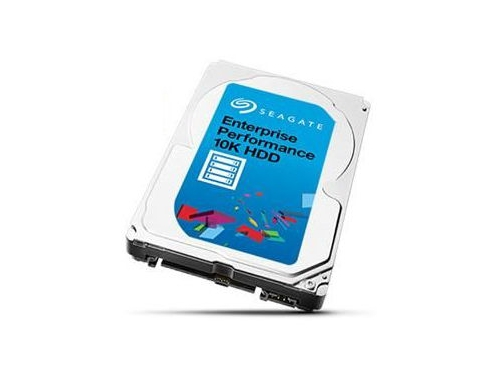 Жесткий диск Seagate ST900MM0128 (900 Gb SSHD, 32Gb SSD, 128Mb, 2.5'', SAS 12Gb/c, 10000rpm), вид 1