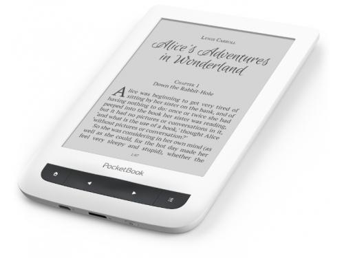 Электронная книга PocketBook 626 Plus, белая, вид 2