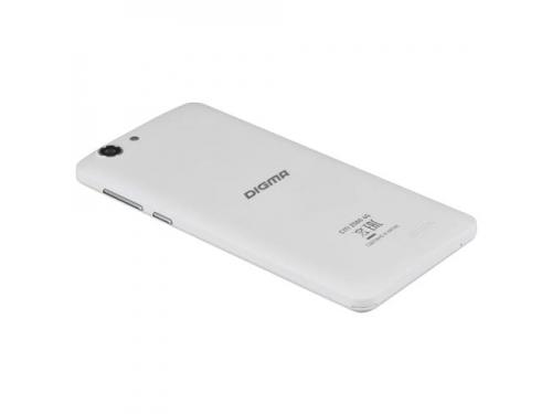 Смартфон Digma CITI Z560 4G 2/16Gb, белый, вид 2