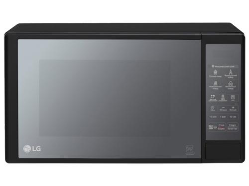 Микроволновая печь LG MS20M47DARB, черная, вид 1