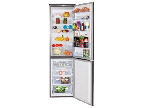 Холодильник Sinbo SR 299R, серебристый, вид 1