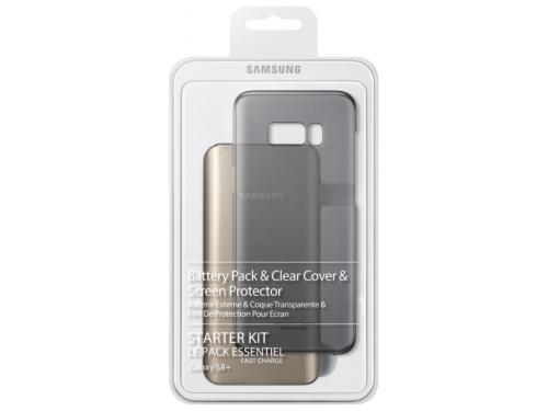 Аксессуар для телефона Samsung Starter Kit S8+ (с внешним аккумулятором), вид 1