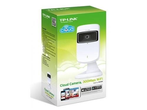 IP-камера TP-LINK NC200, облачная, Wi-Fi + Ethernet, вид 2