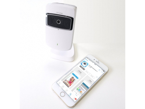 IP-камера TP-LINK NC200, облачная, Wi-Fi + Ethernet, вид 4