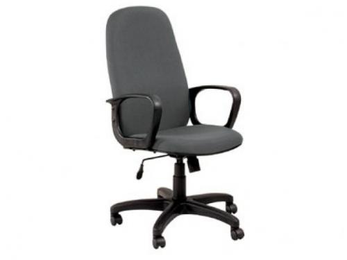 Компьютерное кресло Бюрократ CH-808AXSN/TW-12 серое, вид 1
