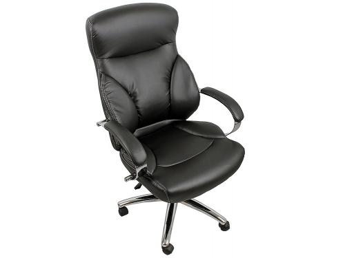 Компьютерное кресло COLLEGE H-9582L-1K чёрное, вид 1