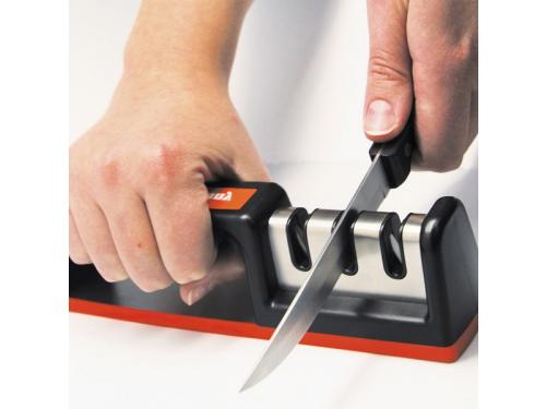 Ножеточка Borner, Три зоны заточки, вид 3