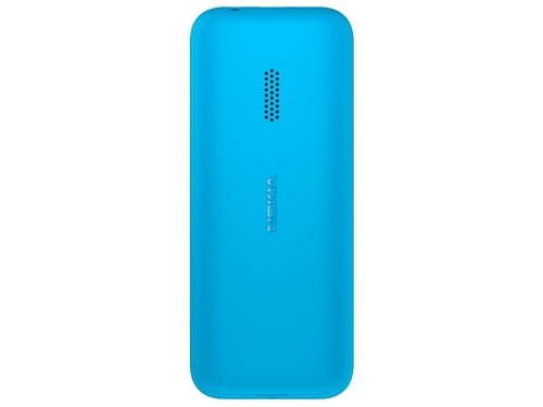 Сотовый телефон Nokia 105 Dual Sim, синий моноблок 2Sim 1.4