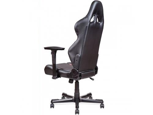 Игровое компьютерное кресло DxRacer OH/RE99/N черное, вид 4