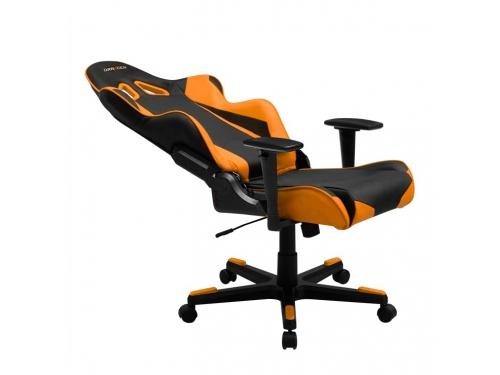 Игровое компьютерное кресло DXRacer Racing OH/RE0/NO черное/оранжевое, вид 5