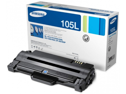 Картридж для принтера Samsung MLT-D105L Black, вид 1