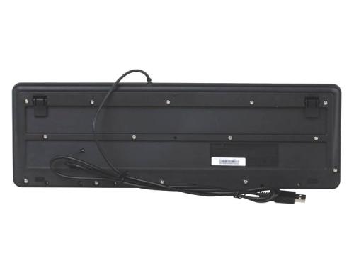 Клавиатура Rapoo N2400 Black USB, вид 2