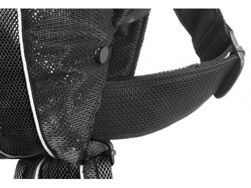 ������-������� BabyBjorn Original (Classic), mesh, Black/Silver, ��� 3