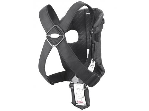 Рюкзак-кенгуру BabyBjorn Original (Classic) mesh черный, вид 4