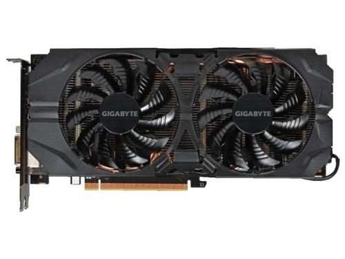 ���������� Radeon GIGABYTE Radeon R9 390X 1060Mhz PCI-E 3.0 8192Mb 6000Mhz 512 bit DVI HDMI HDCP (GV-R939XG1 GAMING-8GD), ��� 1