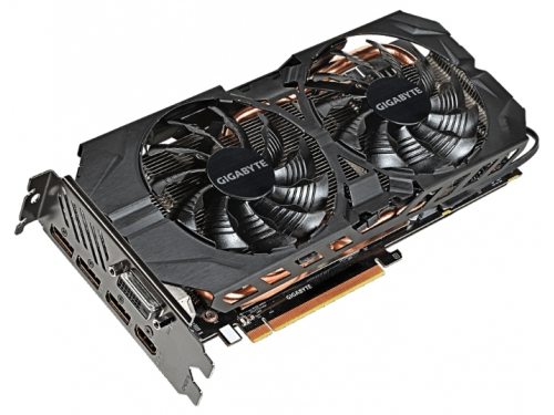 ���������� Radeon GIGABYTE Radeon R9 390X 1060Mhz PCI-E 3.0 8192Mb 6000Mhz 512 bit DVI HDMI HDCP (GV-R939XG1 GAMING-8GD), ��� 2
