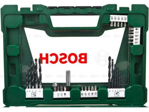 Набор инструментов Набор принадлежностей Bosch V-Line 68 (2.607.017.191), 68 предметов, вид 3